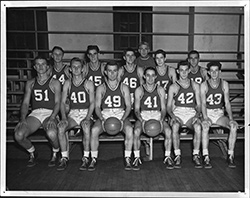 1948 Men's Basketball team
