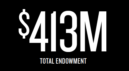 413M Endowment