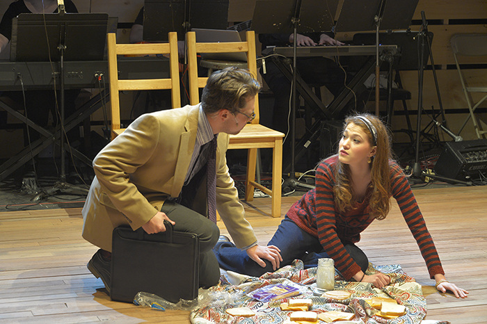 next to normal,