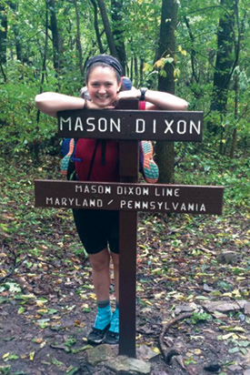 Dickinson Student Hiking Trail