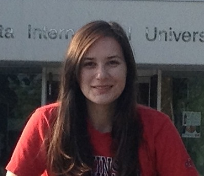 Lindsey Blais at Akita International University