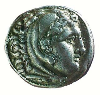Image of Alexander coin