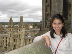 Marianh Aman '12 graduated magna cum laude with a degree in neuroscience and is a new Teach for America corps member.