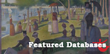 art featured databases