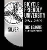 bicycle friendly university silver designation
