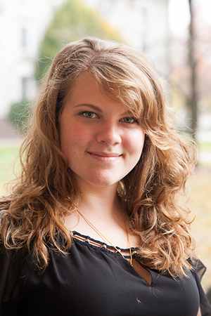 Chloe Miller, 2015 Baird Sustainability Fellow