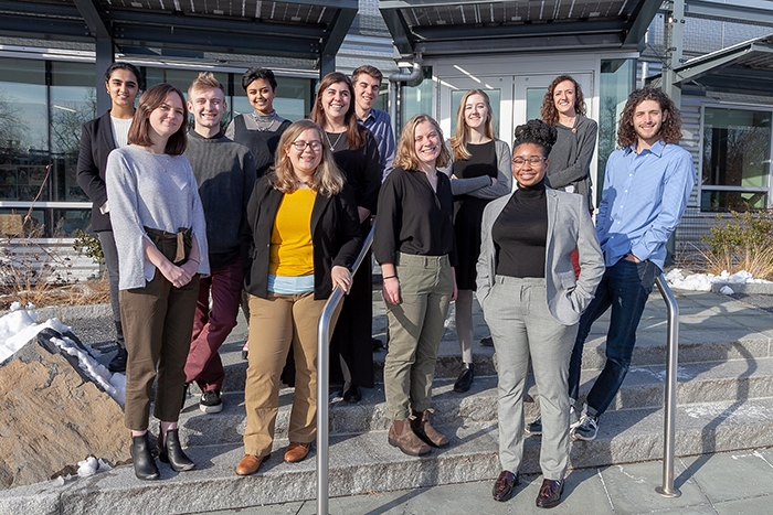 Dickinson's Center for Sustainability Education honors seniors from across academic divisions as Baird Sustainability Fellows for their commitment to sustainability and sustainability education.