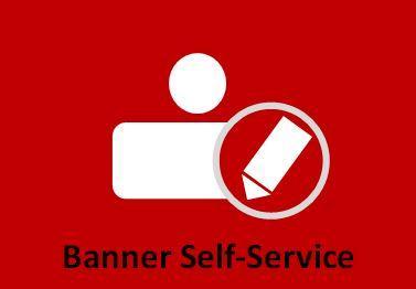 Banner Self Service