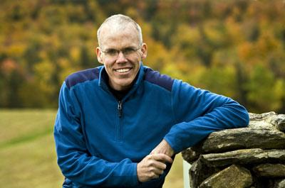 Bill McKibben receives environmental prize.