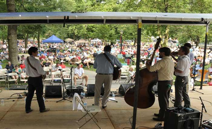 Chautauqua Music Series Adds Father's Day Blues Concert to Existing Bluegrass and Jazz Lineup