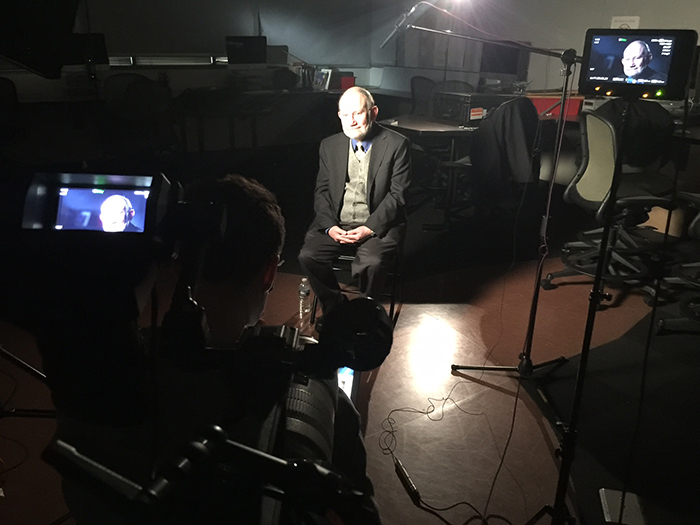 Earlier this year, producers interviewed Professor Robert Boyle about his work with police during a 1997 murder investigation.