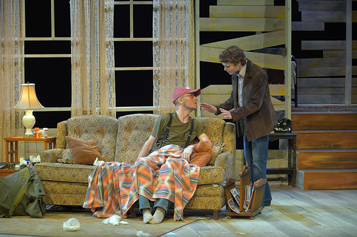 The Mermaid Players present Sam Shepherd's masterpiece, The Buried Child.