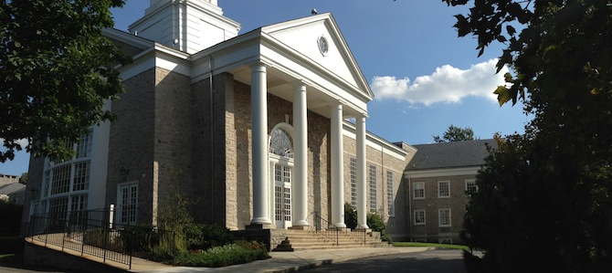 Allison Hall   Locations   Dickinson College
