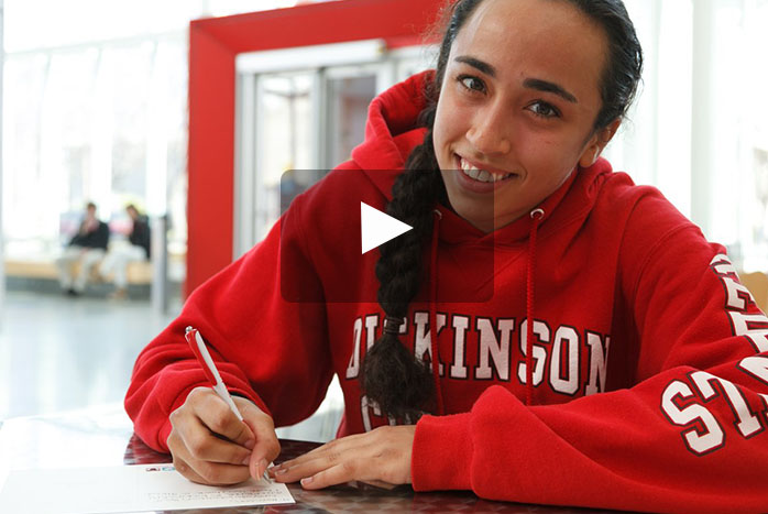 celebrate and congratulate, admissions, admitted students, video