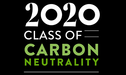 Carbon Neutral 2020