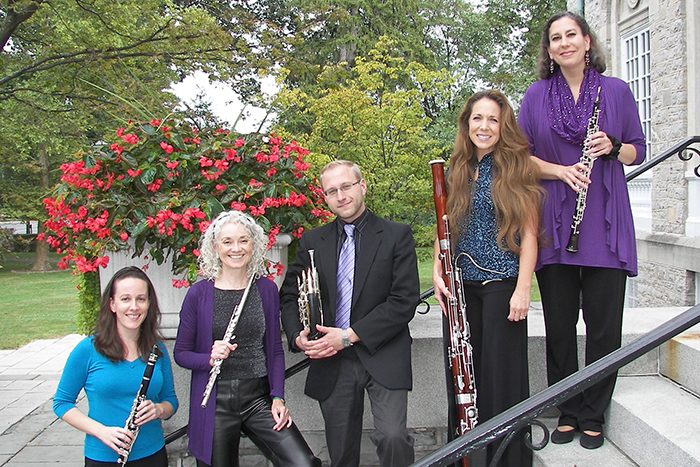 faculty wind quartet
