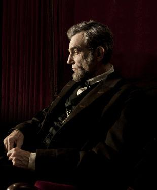 Image of Lincoln from Dreamworks Film