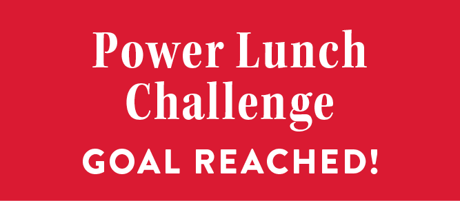 Power Lunch Challenge