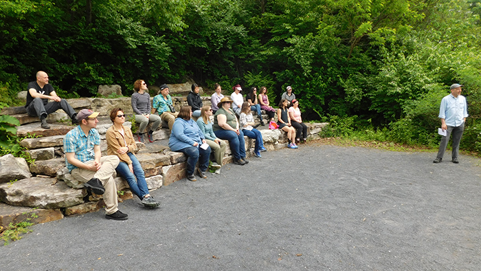 12th Annual Valley & Ridge Workshop Unites Faculty to Discuss Sustainability