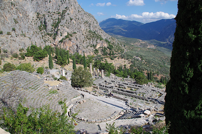Ancient Greece – Oracles & Theaters, Myths & Legends: May 28 - June 9, 2022