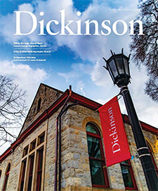 Dickinson magazine winter 2021 cover 225x271
