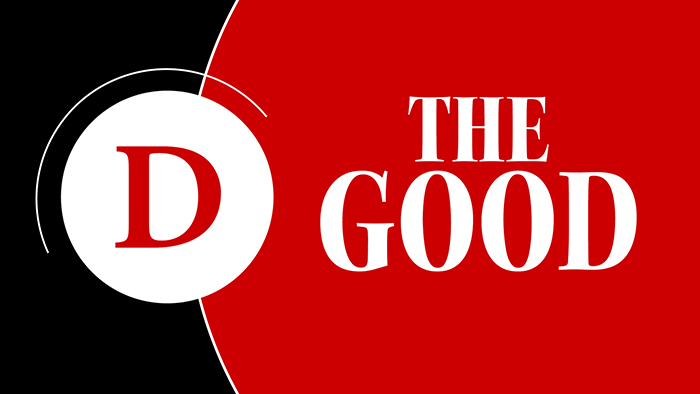 The Good is Dickinson's free, monthly podcast and will feature engaging conversations with Dickinson alumni, students and faculty, and much more!