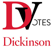Dickinson Votes Logo