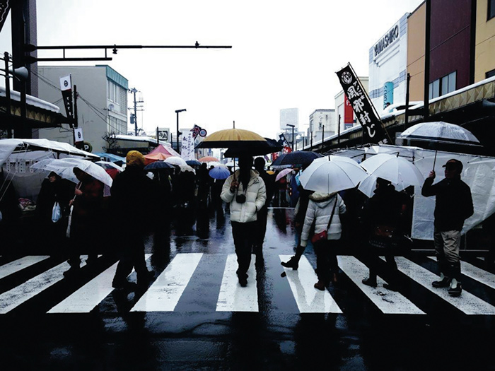 "Least Touristy Travel Photo (WINNER) ""Ame 