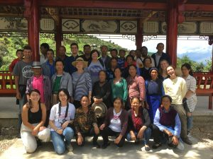 Group Photograph China Grant Summer 2018
