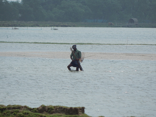 Student-Faculty Research Explores Impacts of Climate Change on Agriculture in Bangladesh