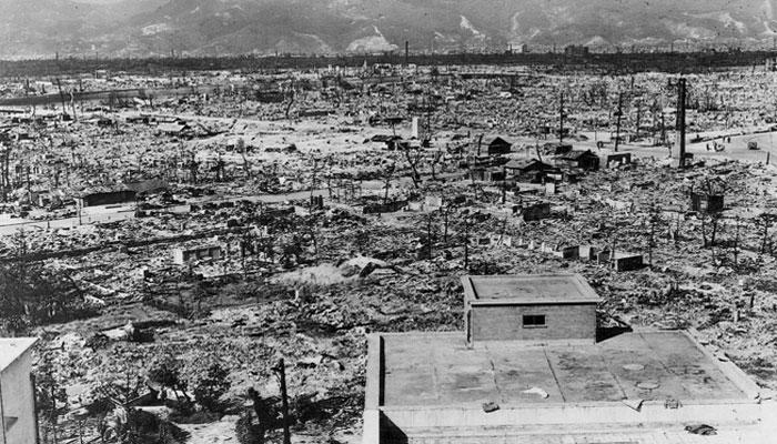 Panel discussion on the 70th anniversary of the bombings of Hiroshima and Nagasaki