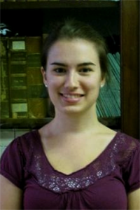 Julia Ferrar, English intern