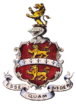John Dickinson Society crest