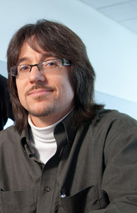 David Jackson, associate professor of physics & astronomy