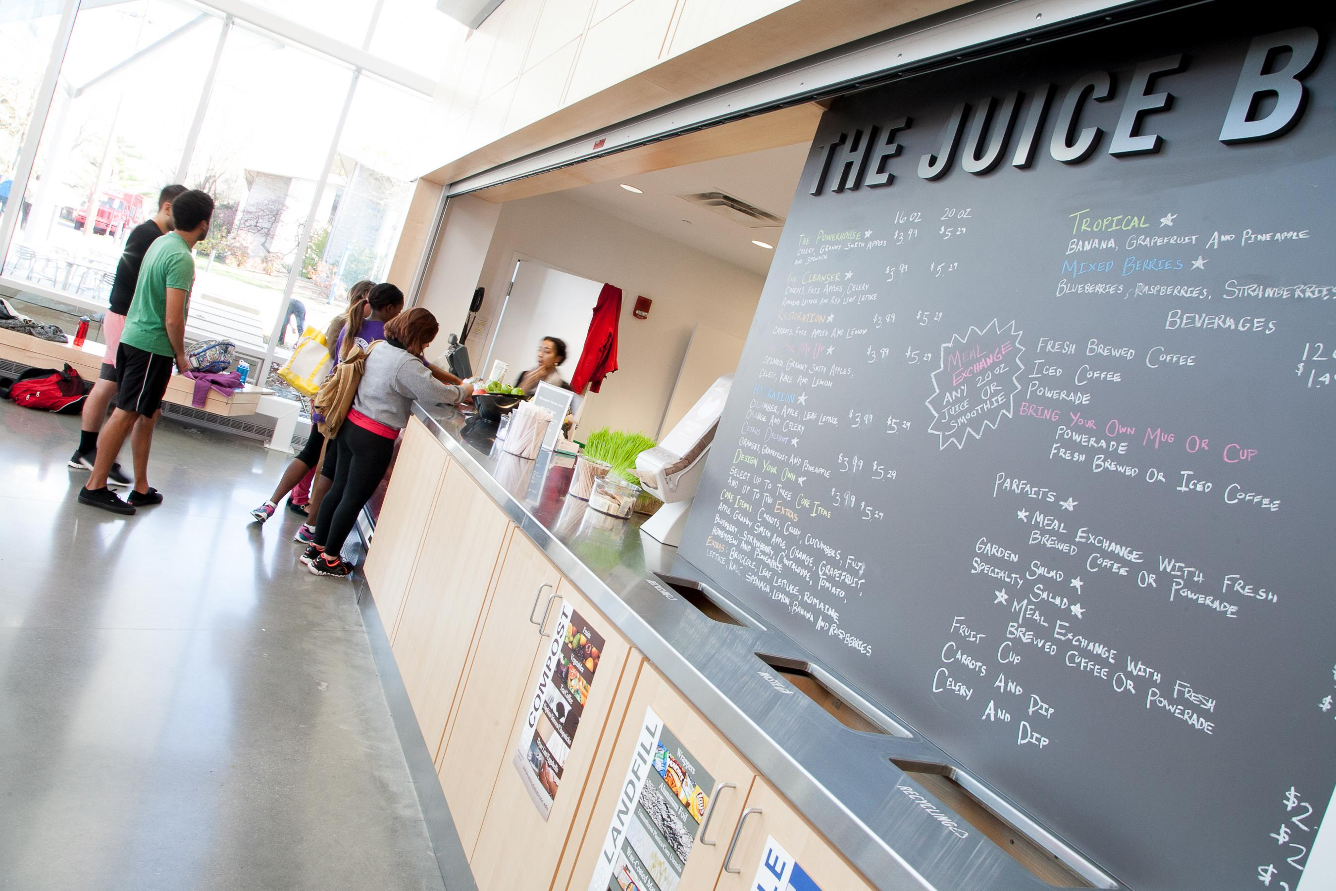 Juice Box restaurant photo