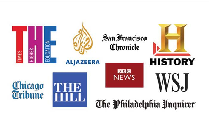 news outlet logos