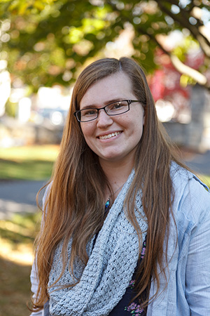 Keziah Groth-Tuft, International Studies Major and Arabic Minor and Security Studies Certificate