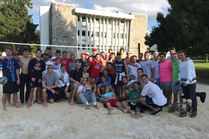 Annual Volleyball-a-Thon surpasses fundraising goal for Red Cross