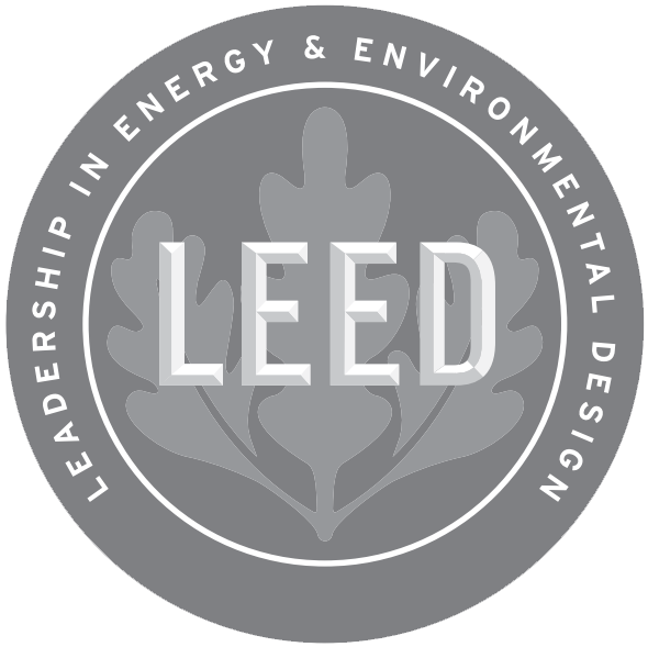 Learn why Dickinson is committed to LEED
