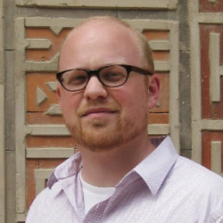 Erik Love, assistant professor of sociology