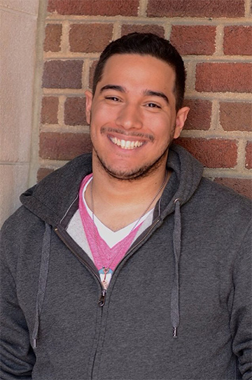 This is a photo of alumni  Mauricio Torres.