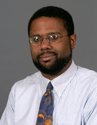 Windsor Morgan, associate professor of physics and astronomy