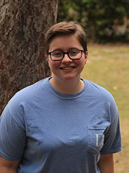 Morgan Bates Religious Life Student Leader