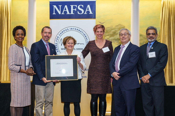 NASFSA award photo