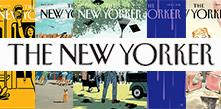 New Yorker library homepage promo