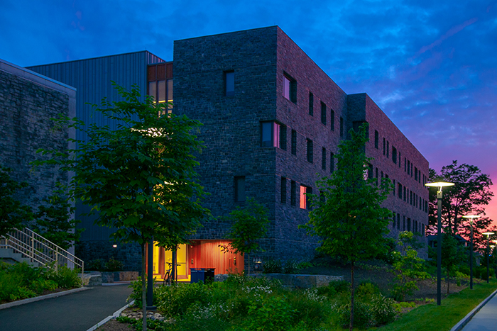 The High Street Residence Hall was recently lauded for its design by the Society of American Registered Architects.