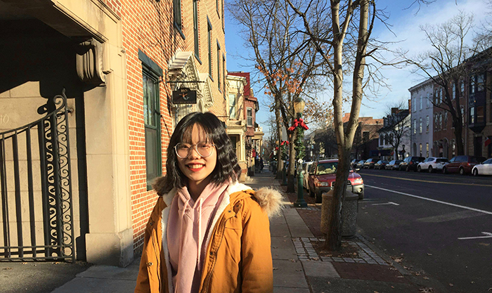 Student Snapshot: Ngan Do '22