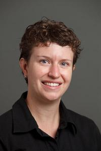 Sarah Niebler, assistant professor of political science