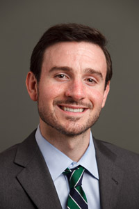 David O'Connell, assistant professor of political science