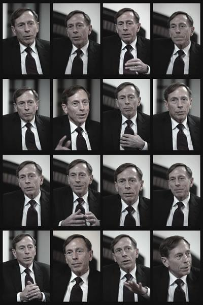 Pictures of David Petraeus